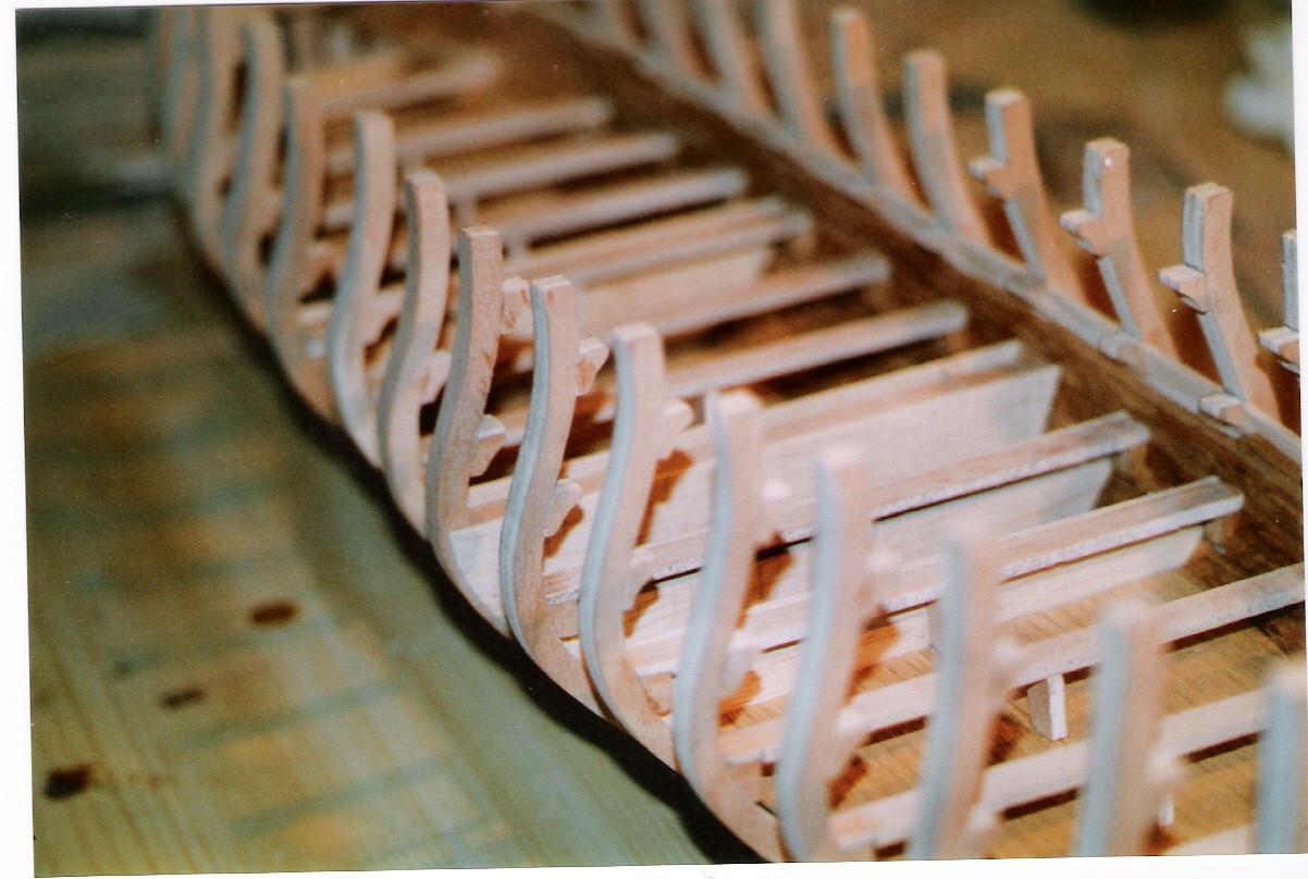 Construction de la maquette Hermione  modélisme naval ~ Bois Pour Modelisme